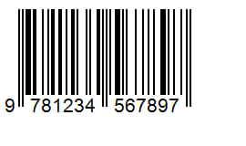 FREE online Bookland barcode generator