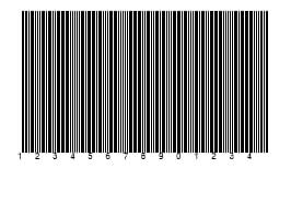 無料Code25バーコードジェネレータ