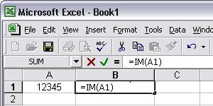 intelligent-mail barcode Excel macro