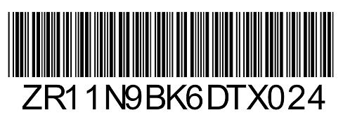 código de barras SEMI G83